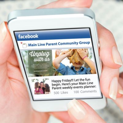 Main Line Parent Community Facebook group